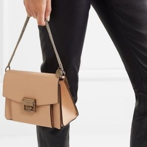 Givenchy Bags - GIVENCHY Small GV3 Leather Crossbody Bag